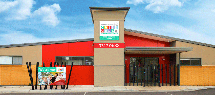 Avondale Heights Childcare and Early Learning Centre has had a make-over!